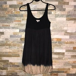 Akiko 💯 silk dress size extra small